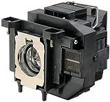 Projector Lamps World V13H010L67 ELPLP67-Lampada del proiettore, Lampada per proiettore epson EB-eh W12 tw480 S02-EB-EB-S11 S12, EB-400We, EB-W02, spedizione gratuita
