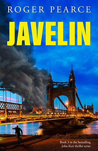 Javelin - the gripping new thriller from the former commander of Special Branch