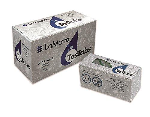 LAMOTTE Calcium Härte Test Tabletten–Schwimmbad Testtabletten–Pro 100