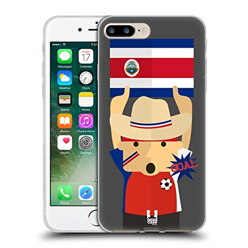 Head Case Designs Panda Animali Floreali Cover Morbida In Gel Per Apple iPhone 7 Plus / 8 Plus Costa Rica