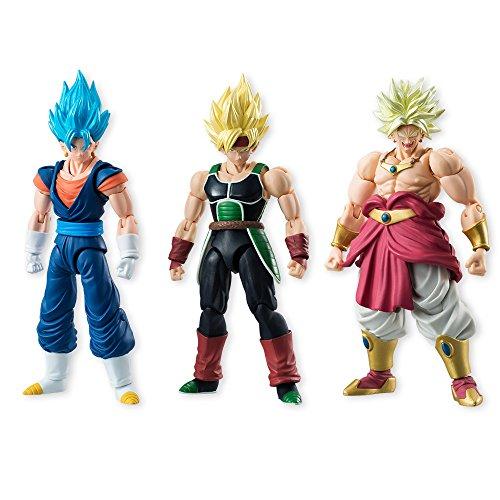 Dragon Ball Z Shodo Super Saiyan Barduck Action figure standard