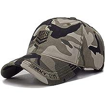 XZDXR Sombrero de béisbol y gorra de béisbol al aire libre de los hombres y  las 6c5ee62d2e2