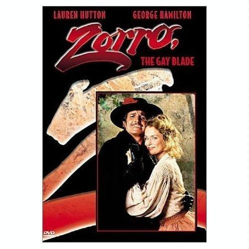 Zorro, the Gay Blade [Australien Import]