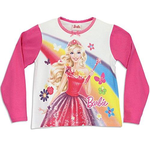 Image of Barbie Pyjamas Girls Barbie Pyjamas Ages 4 to 5 Years