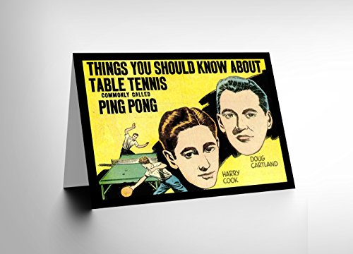 sport-book-cover-table-tennis-ping-pong-1937-new-blank-greetings-card-cl1158