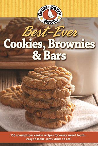 Best-Ever Cookie, Brownie & Bar Recipes (Everyday Cookbook Collection) (English Edition) Frosted Cranberry