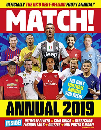 Match Annual 2019 (Annuals 2019) por Match