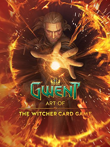 The Art of the Witcher: Gwent Gallery Collection (English Edition)