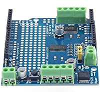 DollaTek Stepper Servo Robot Shield v2 con PWM Driver Shield para Arduino
