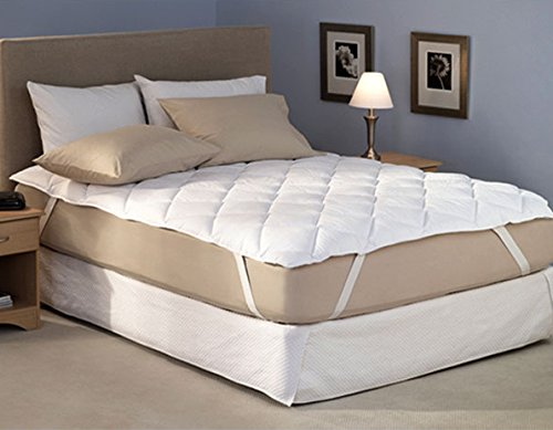 Home Originals 100 % Waterproof Double Bed Mattress Protector-72x75 inches
