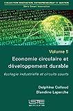 Economie circulaire et développement durable...
