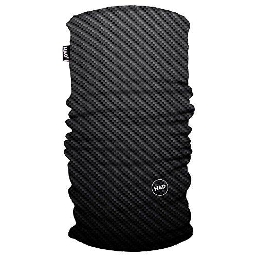 Kohle-fleece-mütze (Multifunktionstuch Fleece Tube Carbon - Loop Rundschal)