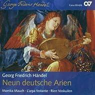 Handel, G.F.: Arias (German)