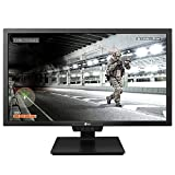 (CERTIFIED REFURBISHED) LG 24 inch Gaming Monitor - 1m, 144Hz, Full HD, TN Panel with, HDMI, Display Port, USB Ports - 24GM79G (Black)