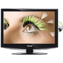 TOKAI Combo LCD / DVD LTL-1912E + Câble HDMI - Plaqué or 24 carats - 1,5 m - SWV3432S / 10 + Parasurtenseur F9E600FR1M - 6 connecteurs .
