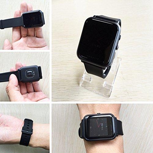 XIAOMI MI Amazfit Bip Smart Watch GPS Gloness Smartwatch Smart Watch Watchs 45 Days Standby For IOS Android
