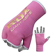 RDX Hand Wraps Ladies Training Boxing Inner Mitts MMA Fist Protector Bandages
