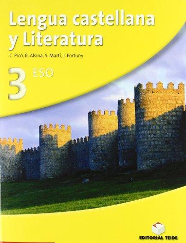Lengua castellana y literatura, 3 ESO - 9788430785476
