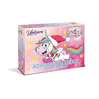 Craze 14028 - Unicorn Adventskalender