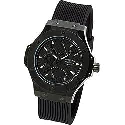 [Fortuna] 200 meters Waterproof Dive Watch with Retrograde/ Watch for Men