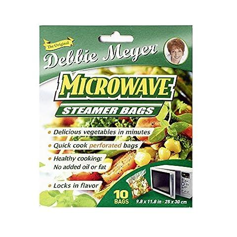 Debbie Meyer sachets de cuiseur vapeur pour micro-ondes