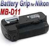 #5: Meike Vertical Battery Grip for Nikon D7000 EN-EL15 MB-D11