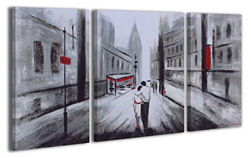 cuadro dibujado con pinturas acrílicas