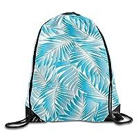 gfhfdjhf Drawstring Bag Diamonds Pattern Rucksack For Gym Hiking Travel 4965