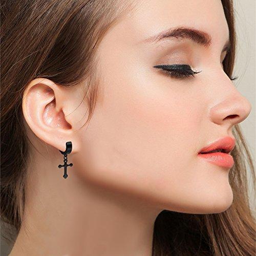 Zoom IMG-3 jewelrywe orecchini da uomo donna