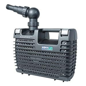 Advanced Hozelock AquaForce 6000 Pompe de bassin - 5500LPH AP3071   (Min WH Cleva ® garantie)
