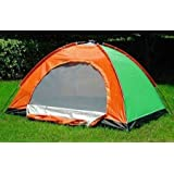 Picnic Camping Portable Waterproof Outdoor Tent for 6 Person, Lightweight Quick & Easy Set Up (Random Colors)