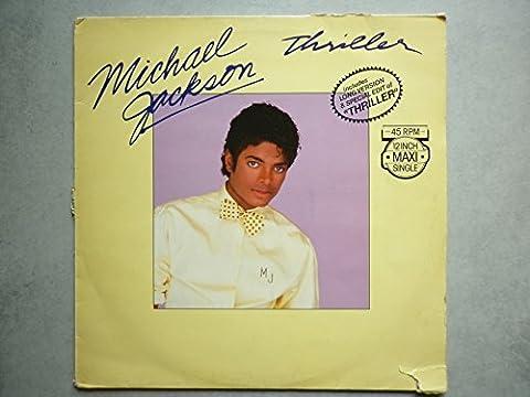 Michael Jackson Maxi 45Tours vinyle Thriller