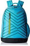 #8: American Tourister Ebony Turquoise Casual Backpack (Ebony Backpack 05_8901836132786)