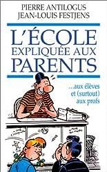 L'école expliquée aux parents