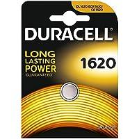 Duracell 75053898, Pila Speciale per Apparecchi Fotografici 1620 Piccolo Blister  x1
