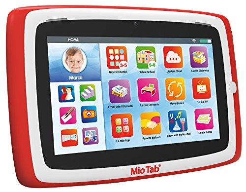 "tablet lisciani 6 12 anni Lisciani Giochi 64205 - Mio Tab 7"" Smart Kid Special Edition"