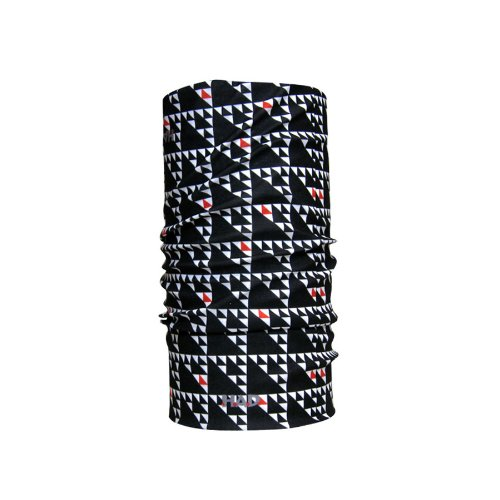 HAD Head Accessoires Original, Mosaik Atari Black Uf, One size, HA110-0143 -