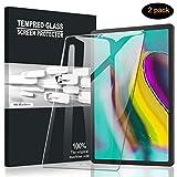 A-VIDET Verre Trempé pour Galaxy Tab S5e Ultra Clair [Dureté 9H] [sans Bulles d'air] Anti-Rayures Écran Protecteur Vitre pour Samsung Galaxy Tab S5e (2 Pièces)