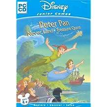 Disney Junior Games Peter Pan Never Land Treasure Quest [Import]