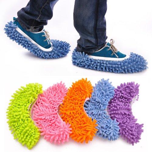 weimay polvo Mop Zapatillas suelo limpiador limpieza fácil baño oficina Cocina