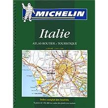 Italie : atlas routier