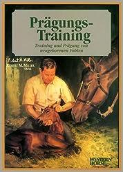 Prägungs-Training: Training und Prägung von neugeborenen Fohlen