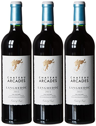 chateau-arcades-mdc-france-languedoc-roussillon-vin-rouge-aop-2015-75-cl-lot-de-3