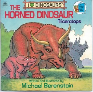 The Horned Dinosaur (Look-look Books)
