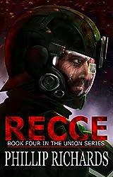 RECCE (The Union Series Book 4) (English Edition)