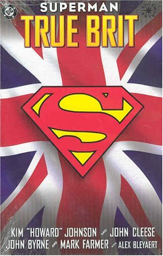Superman: True Brit