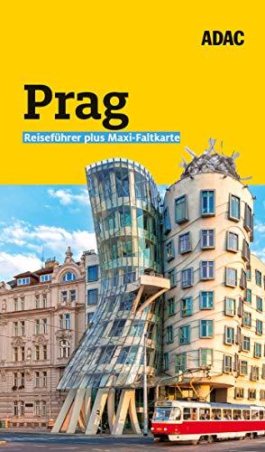 ADAC Reiseführer plus Prag: mit Maxi-Faltkarte zum Herausnehmen