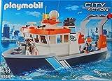 PLAYMOBIL 9148 Bateau Remorqueur City Action Playmobil