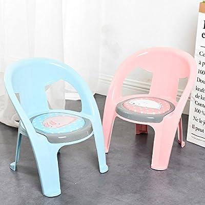 Dana Carrie Kunststoff Kinderstuhl genannt ein Cartoon auf die Umsetzung der Kindergarten Kinder baby Dining Chair 2 Stk. von Dana Carrie - Gartenmöbel von Du und Dein Garten