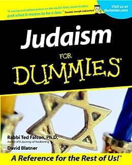 Judaism For Dummies by [Falcon, Rabbi Ted, Blatner, David]